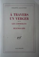 philippe jaccottet,beauregard,andré du bouchet,montale,grignan,drôme,suisse,florence,geneviève briot,bleu 31